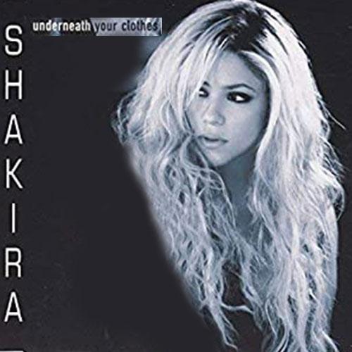 دانلود زیرنویس موزیک ویدیو Shakira به نام Underneath Your Clothes