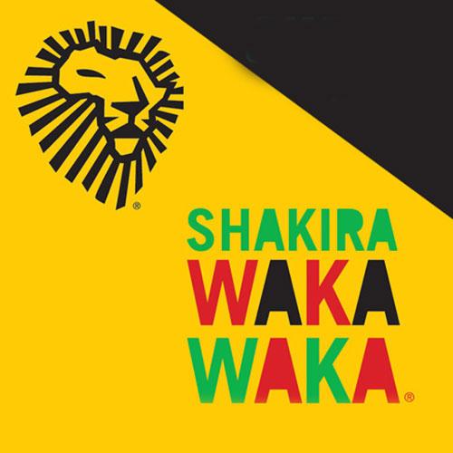 دانلود زیرنویس موزیک ویدیو Shakira به نام Waka Waka