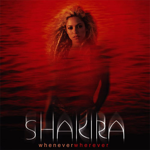 دانلود زیرنویس موزیک ویدیو Shakira به نام Whenever, Wherever