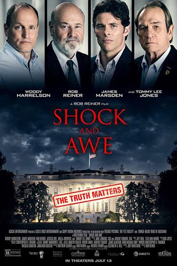 دانلود زیرنویس فیلم Shock And Awe 2017