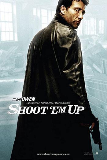 دانلود زیرنویس فیلم Shoot 'Em Up 2007