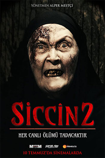 دانلود زیرنویس فیلم Siccin 2 2015