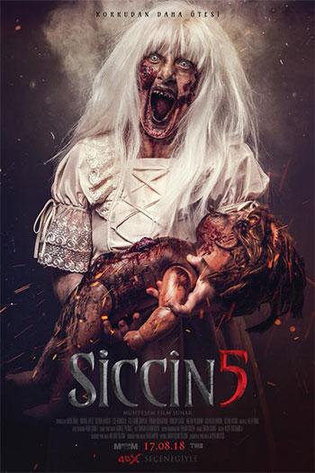 دانلود زیرنویس فیلم Siccin 5 2018