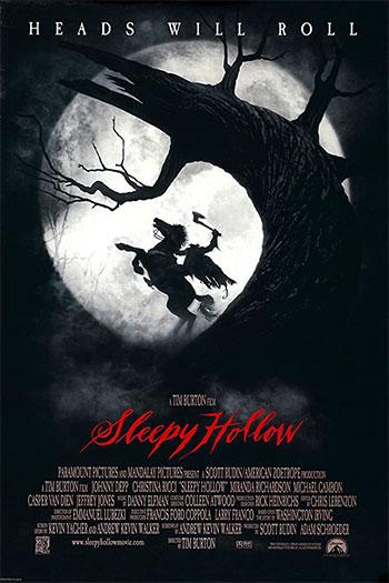 دانلود زیرنویس فیلم Sleepy Hollow 1999