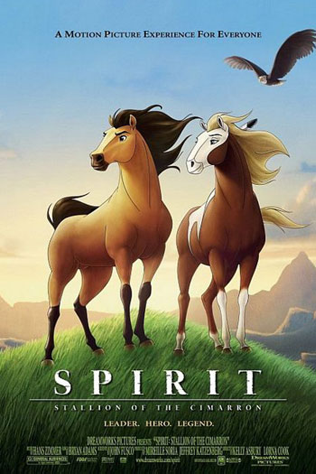 دانلود زیرنویس انیمیشن Spirit Stallion Of The Cimarron 2002