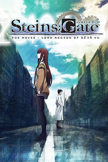 دانلود زیرنویس انیمه سریالی Steins Gate