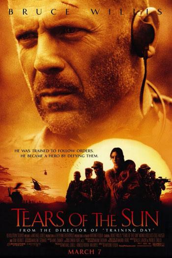 دانلود زیرنویس فیلم Tears of the Sun 2003