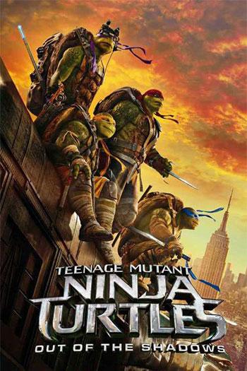 دانلود زیرنویس فیلم Teenage Mutant Ninja Turtles: Out of the Shadows 2016