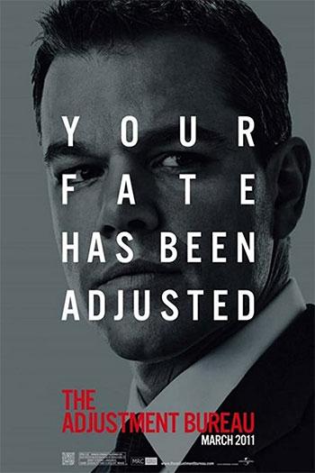 دانلود زیرنویس فیلم The Adjustment Bureau 2011