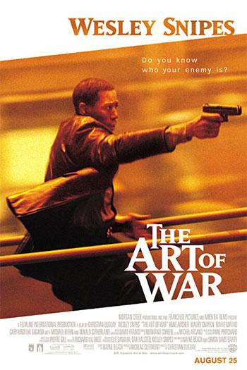 دانلود زیرنویس فیلم The Art Of War 2000