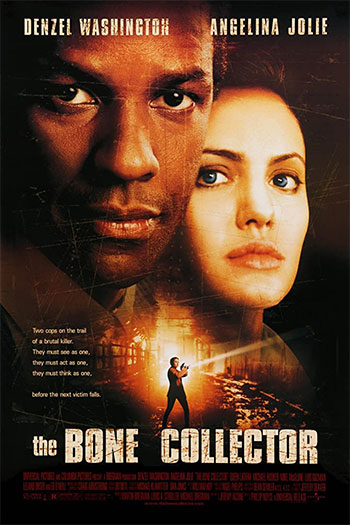 دانلود زیرنویس فیلم The Bone Collector 1999