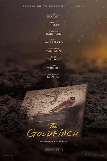 دانلود زیرنویس فیلم The Goldfinch 2019