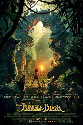 دانلود زیرنویس فیلم The Jungle Book 2016