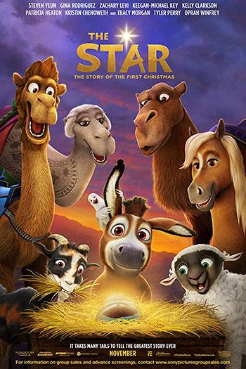 دانلود زیرنویس انیمیشن The Star 2017