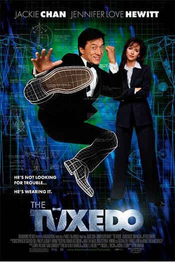 دانلود زیرنویس فیلم The Tuxedo 2002