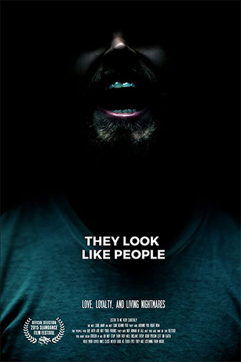 دانلود زیرنویس فیلم They Look Like People 2015