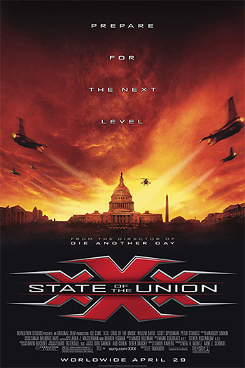 Triple X State of the Union 2005