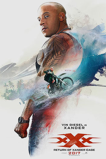 Triple X The Return of Xander Cage 2017