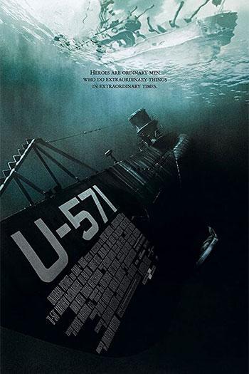 دانلود زیرنویس فیلم U-571 2000