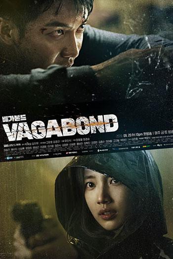 دانلود زیرنویس سریال کره ای Vagabond