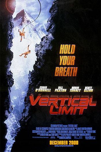 دانلود زیرنویس فیلم Vertical Limit 2000