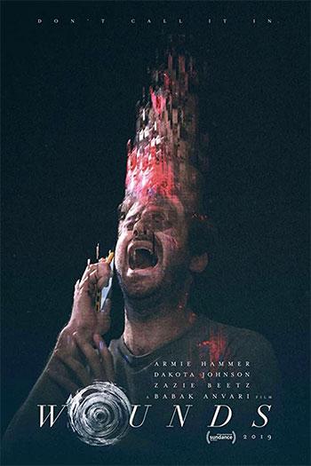 دانلود زیرنویس فیلم Wounds 2019