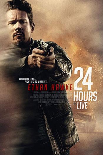 دانلود زیرنویس فیلم (Hours to Live 24 (2017