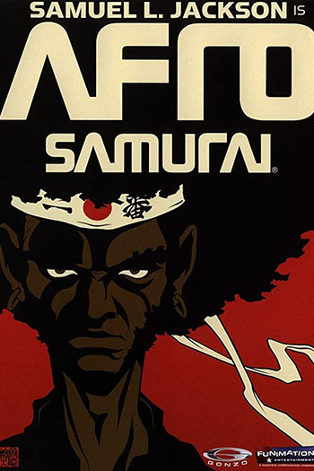 دانلود زیرنویس انیمه سریالی Afro Samurai