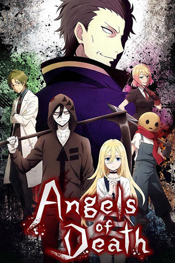 دانلود زیرنویس انیمه سریالی Angels of Death