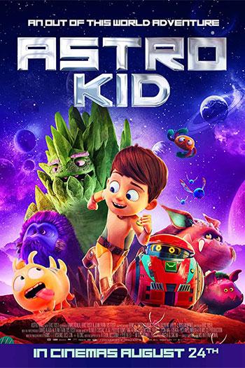 دانلود زیرنویس انیمیشن Astro Kid 2019