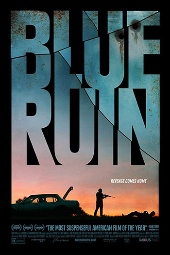 دانلود زیرنویس فیلم Blue Ruin 2013