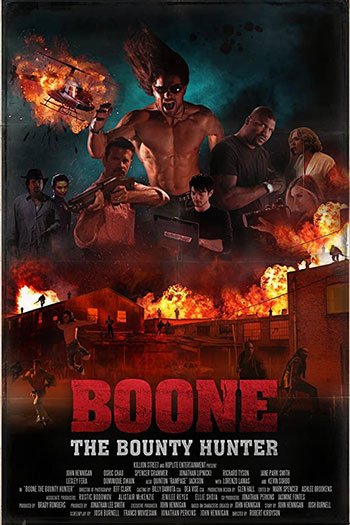 Boone The Bounty Hunter 2017