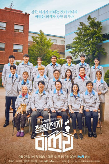 دانلود زیرنویس سریال کره ای Chungil Electronics Miss Lee