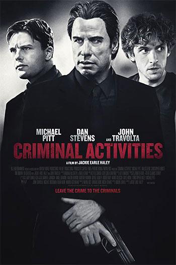 دانلود زیرنویس فیلم Criminal Activities 2015