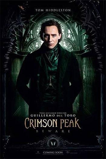 دانلود زیرنویس فیلم Crimson Peak 2015