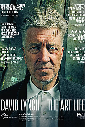 David Lynch The Art Life 2016