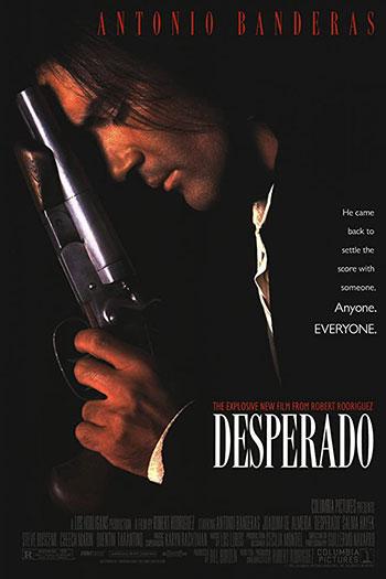 دانلود زیرنویس فیلم Desperado 1995