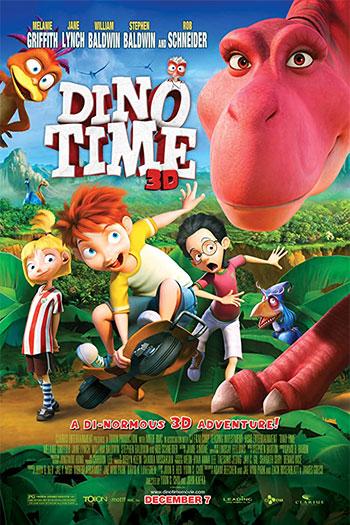 دانلود زیرنویس انیمیشن Dino Time 2012