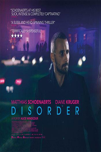 دانلود زیرنویس فیلم Disorder 2015