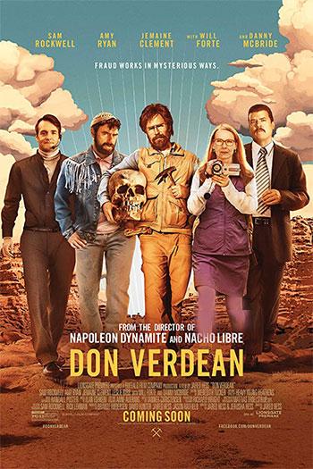 دانلود زیرنویس فیلم Don Verdean 2015