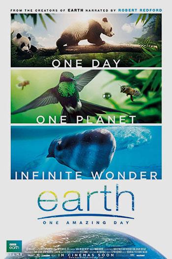 دانلود زیرنویس مستند Earth: One Amazing Day 2017