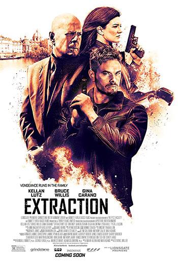 دانلود زیرنویس فیلم Extraction 2015