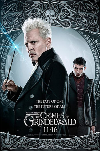 دانلود زیرنویس فیلم Fantastic Beasts: The Crimes of Grindelwald 2018