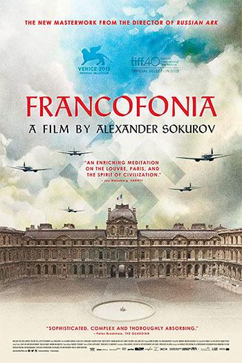 دانلود زیرنویس فیلم Francofonia 2015