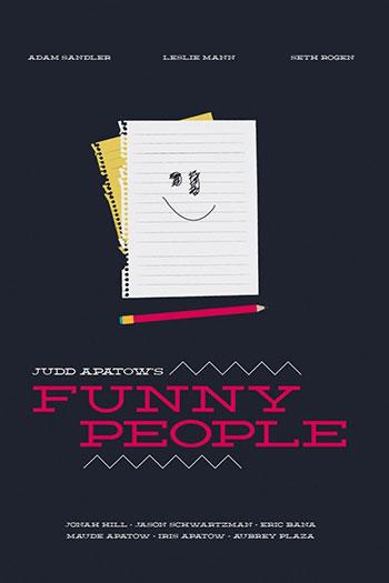دانلود زیرنویس فیلم Funny People 2009