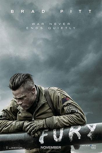 دانلود زیرنویس فیلم Fury 2014
