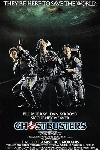 دانلود زیرنویس فیلم Ghostbusters 1984