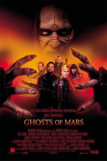 دانلود زیرنویس فیلم Ghosts of Mars 2001