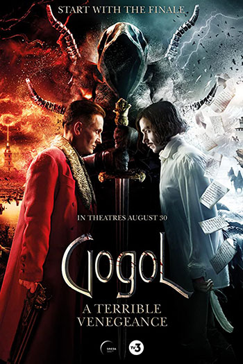 دانلود زیرنویس فیلم Gogol A Terrible Vengeance 2018