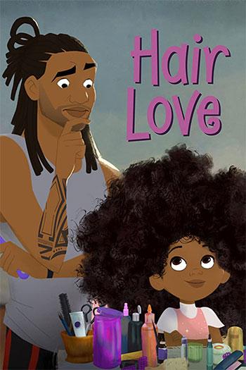 دانلود زیرنویس انیمیشن Hair Love 2019